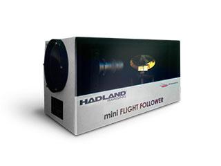 Hadland Imaging's mini Flight Follower.