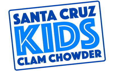 Santa Cruz Kids Clam Chowder Chowed Down!