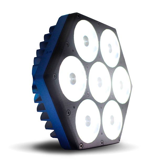 REL Glo-Black Profusion X LED module.