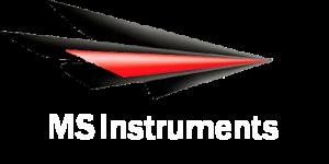 MS Instruments logo.