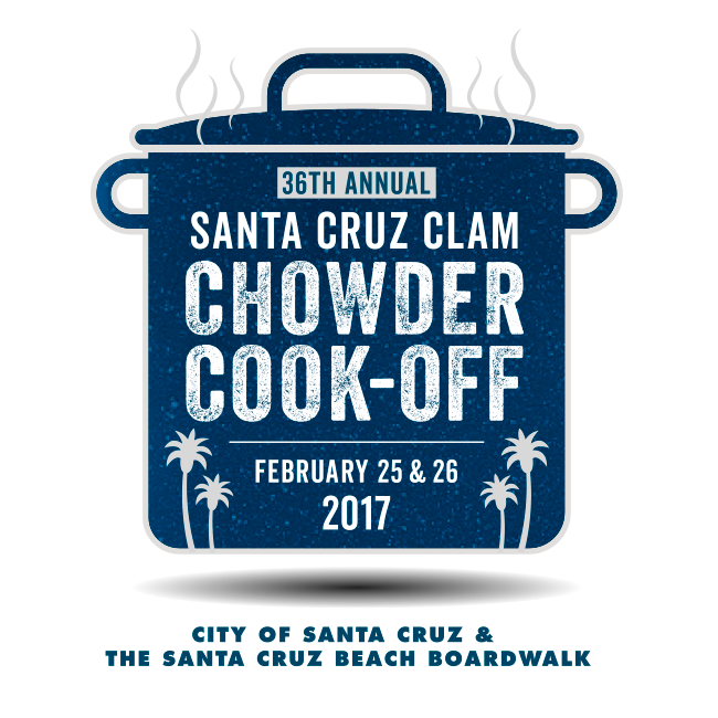 36th Annual Santa Cruz Clam Chowder Cook-Off 2017