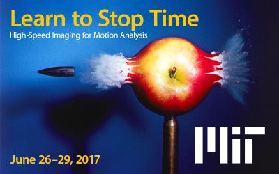 Learn to Stop Time this Summer at MIT