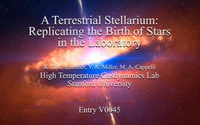 Stanford University Produces A Terrestrial Stellarium with HPV-X2