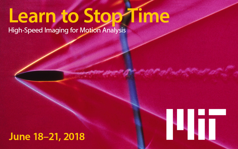 Learn to Stop Time – MIT Short Programs 2018.