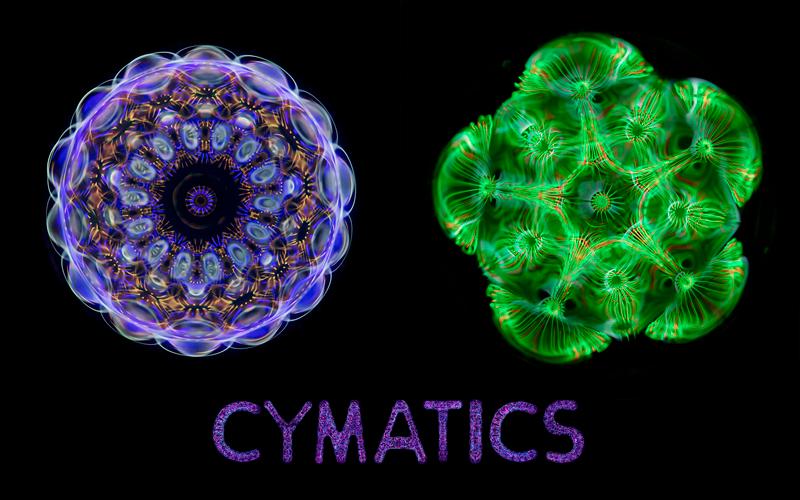 Cymatics by Linden Gledhill, 2018. Shot with iX Cameras i-SPEED 726R high-speed video camera.