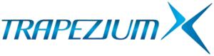 Shimadzu Trapezium X logo.