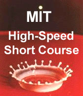 MIT High-Speed Short Course badge.