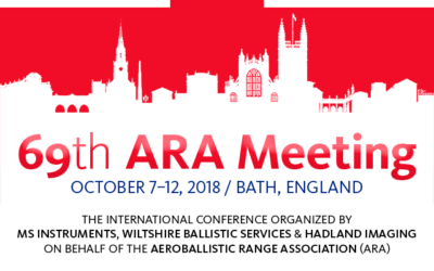 Minutes of the 69th Meeting of the Aeroballistic Range Association (ARA)