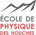 École de Physique des Houches logo.