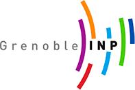 Grenoble INP logo.