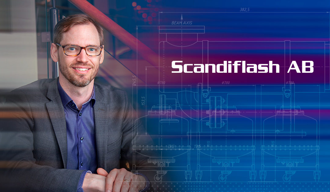 New CEO Appointed at Scandiflash AB