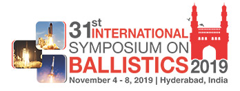 31st International Symposium on Ballistics 2019 logo.