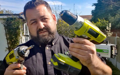 iX Cameras Home Video Series – Power Tools Introduction