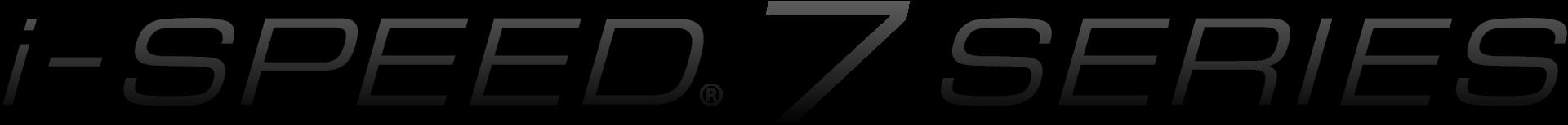 i-SPEED 7 Series logo.