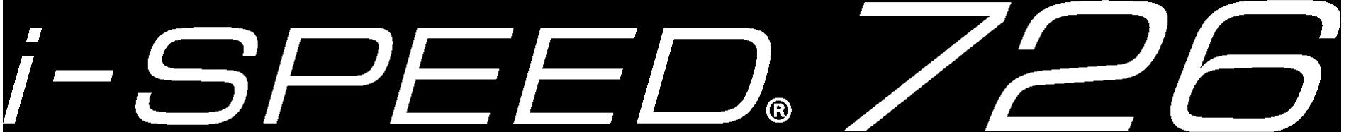 i-SPEED 726 logo.