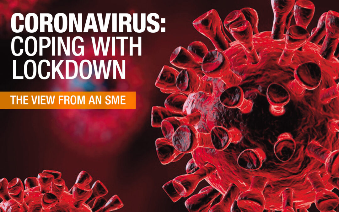 Coronavirus: Coping with Lockdown
