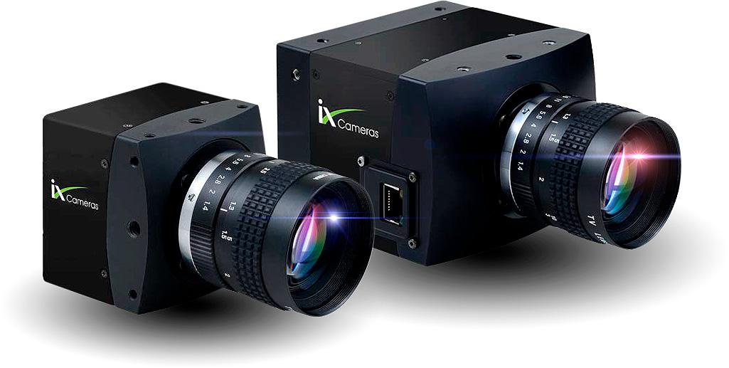 iX Cameras i-SPEED 2 Series 210 and 211 high-speed cameras.