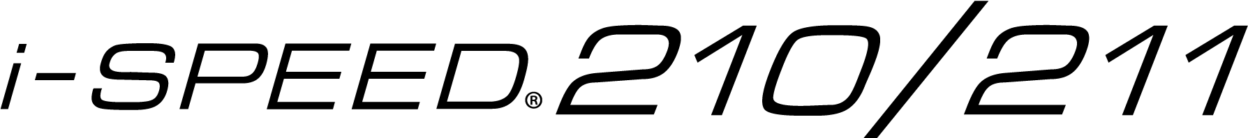 i-SPEED 210/211 logo.
