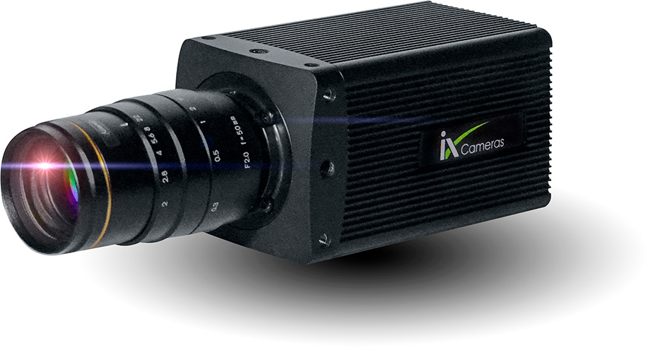 iX Cameras i-SPEED 2 Series 230 high-speed camera.