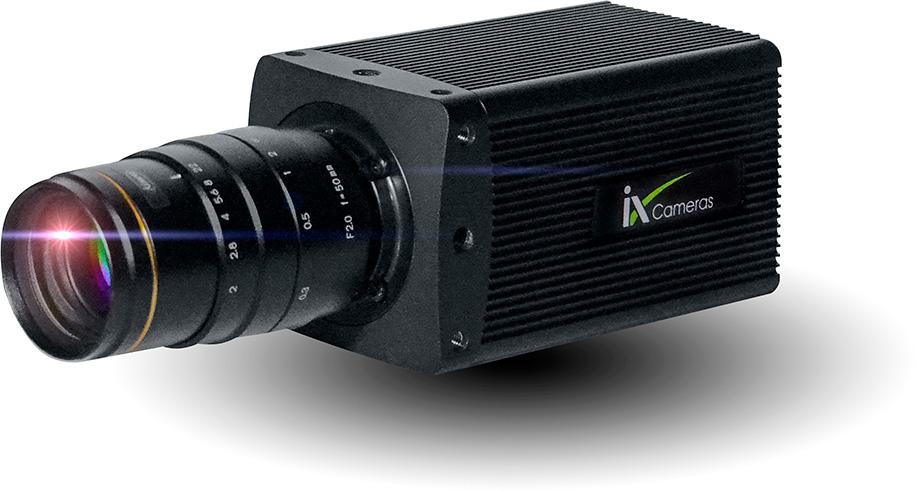 iX Cameras i-SPEED 2 Series 230 high-speed camera.