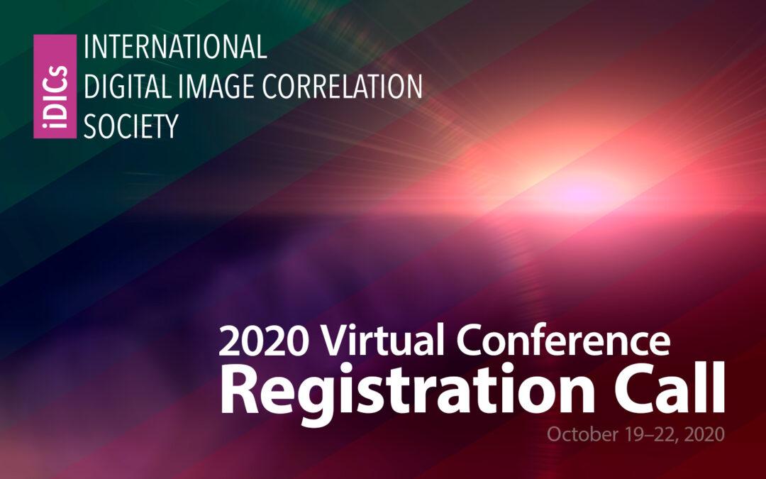 iDICs 2020 Virtual Conference Registration Call