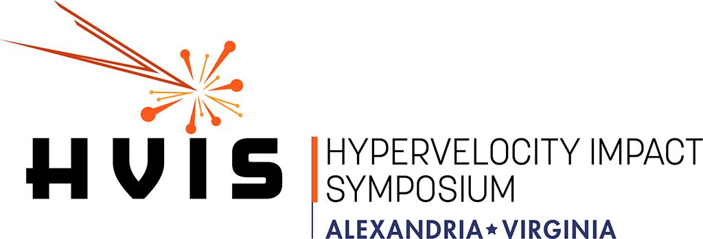 HVIS Hypervelocity Impact Symposium, Alexandria, Virginia, Fall 2022.