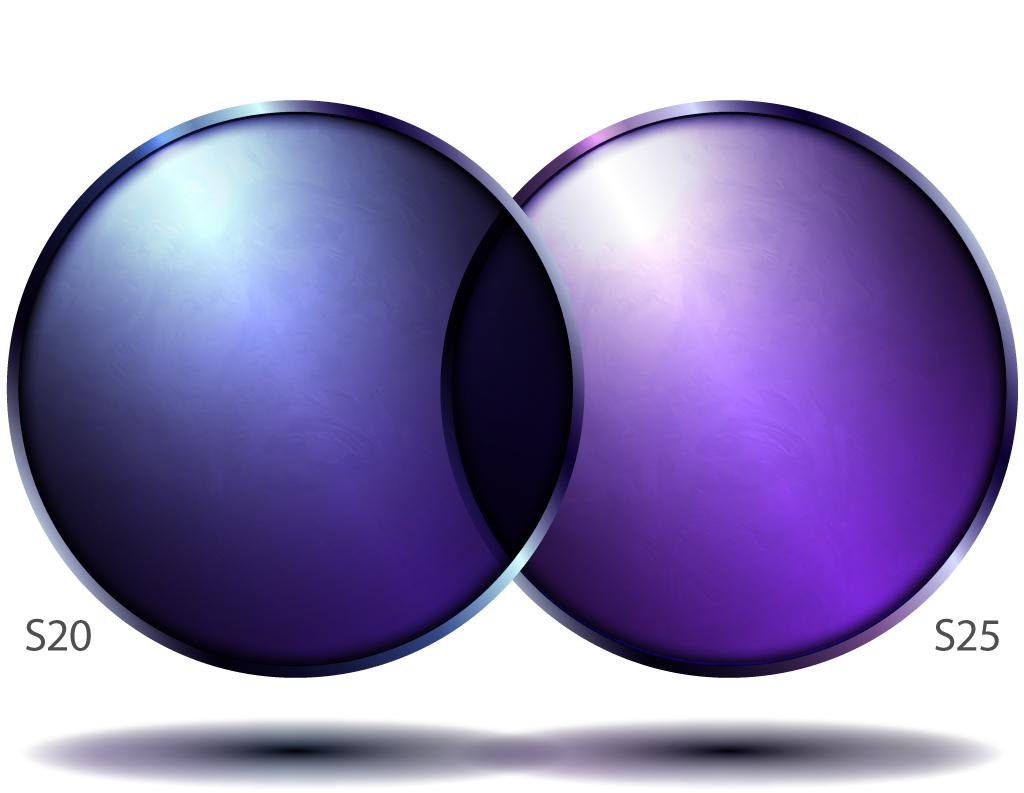 S20 and S25 photocathodes.