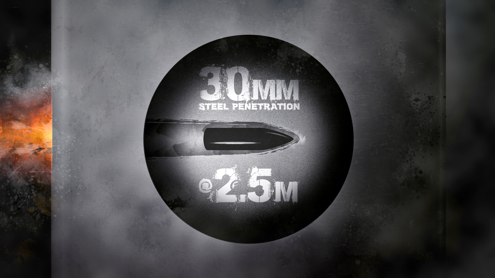 Scandiflash Flash X-rays can penetrate steel at 30mm from a 2.5 meter distance.