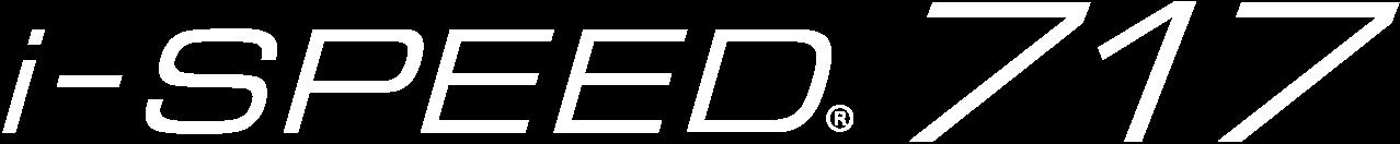 i-SPEED 717 logo.