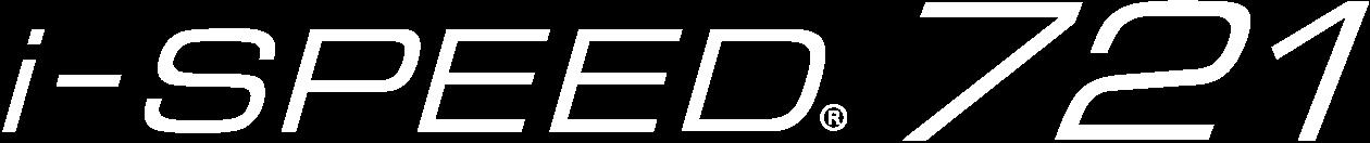 i-SPEED 721 logo.