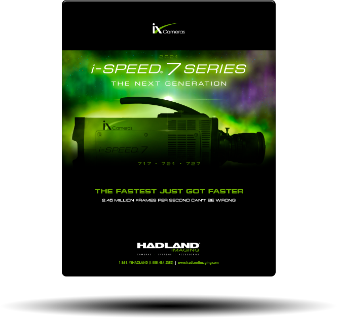 Download the Hadland Imaging i-SPEED 7 Series G2 datasheet PDF.