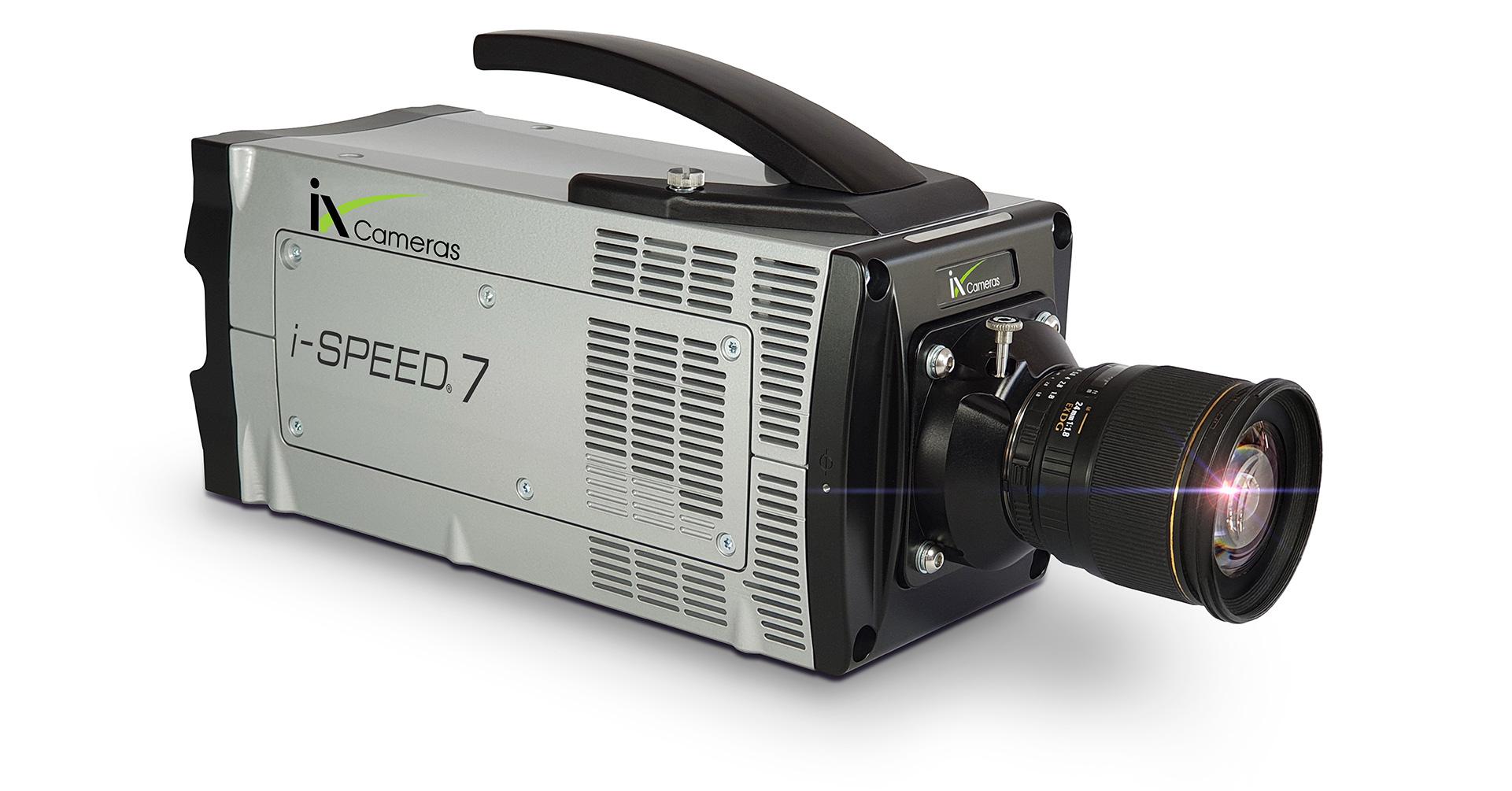 i-SPEED 7 Series Next Generation ultra high-speed video camera.