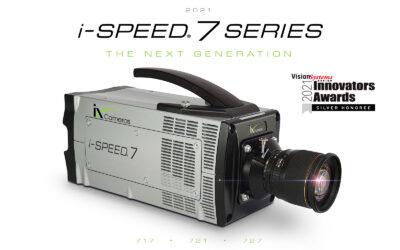 iX Cameras Awarded Vision Systems Design 2021 Innovators Awards
