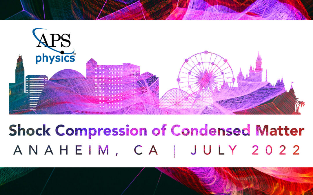 22nd Biennial Conference of the APS Topical Group on Shock Compression of Condensed Matter (SHOCK21)