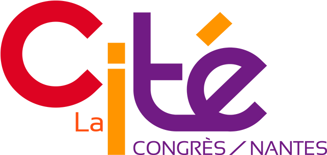 Cite le Centre des Congres de Nantes logo.