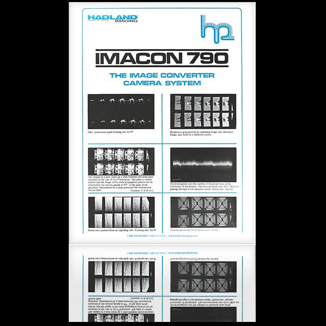 HADLAND IMACON 790 brochure icon.