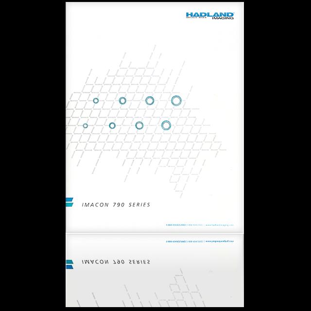 HADLAND IMACON 790 Series brochure icon.