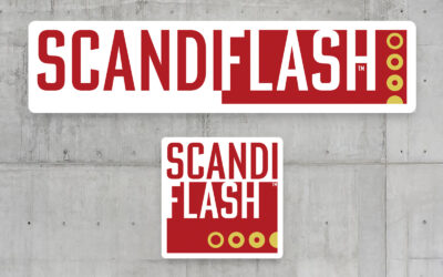 Scandiflash 2.0: A Refreshed Identity & New Website