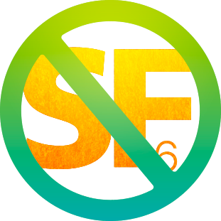 Scandiflash No SF6 icon.