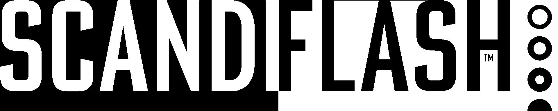 Scandiflash logo 2021.