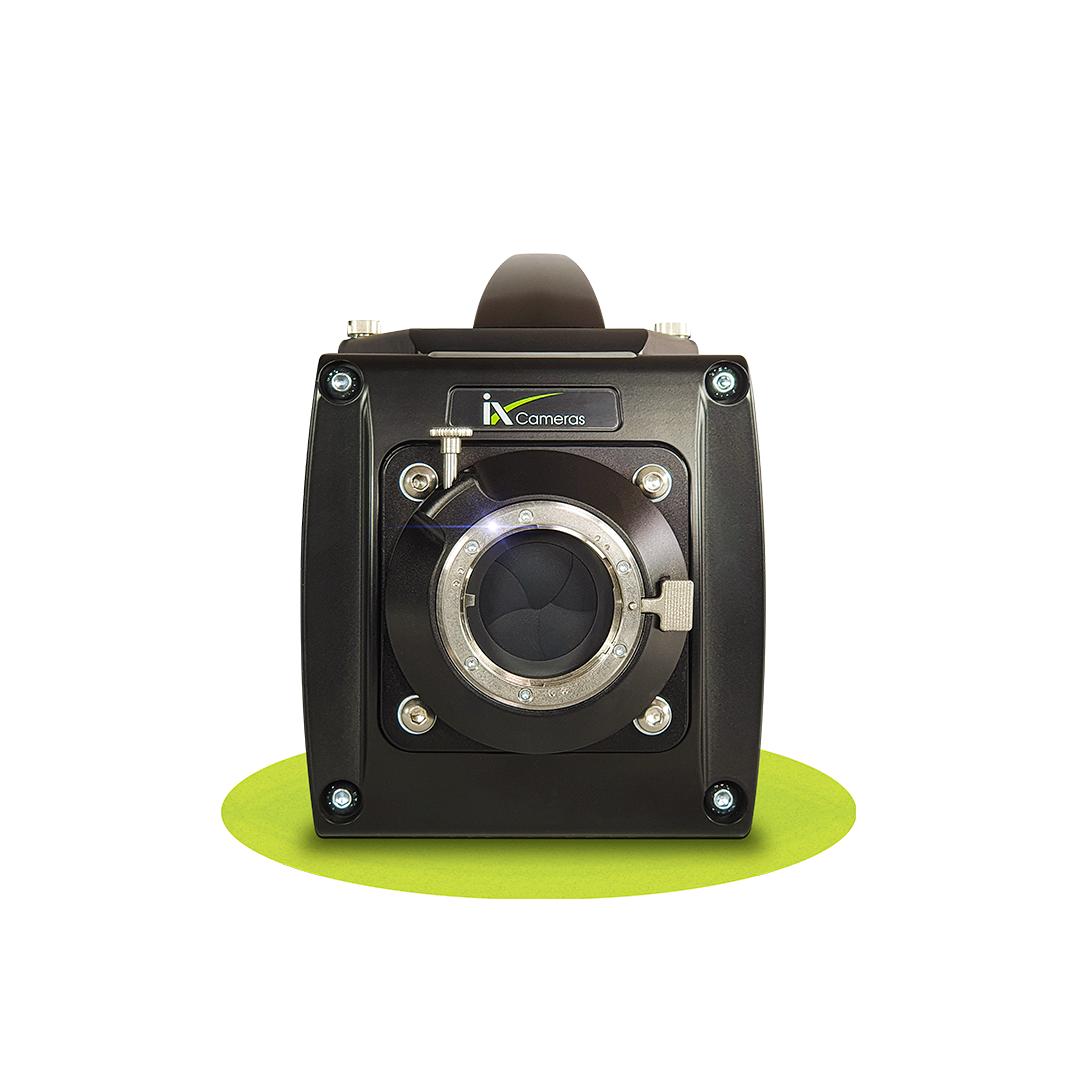 iX Cameras Next Generation i-SPEED 7 Series camera front view.