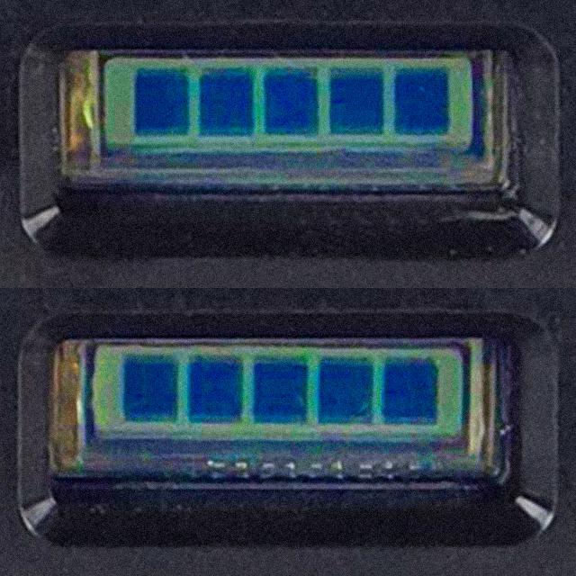 i-SPEED 7 Series G2 battery indicators.
